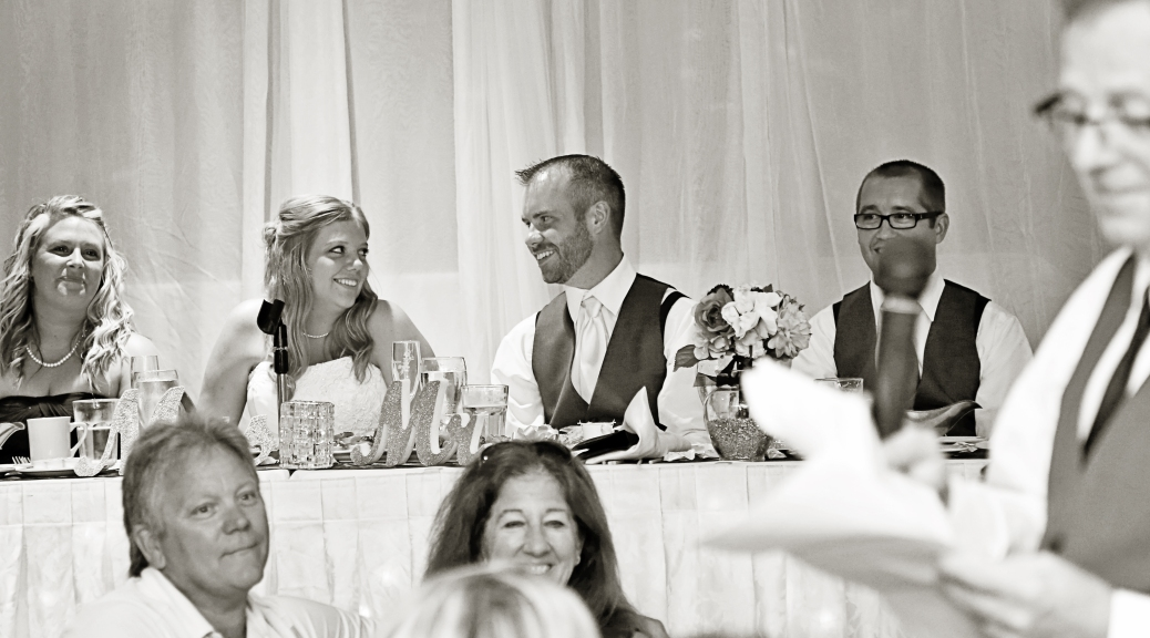 Head Table Bride and Groom Testimonials