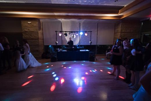 eagan_community_center_amy_minnick_bouquet_toss_dj_lights_floor_color_fun